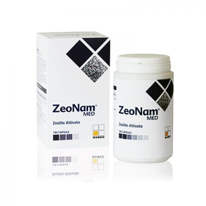 Named Zeonam Integratore Alimentare Zeolite Chelante Di Metalli Pesanti 180 Capsule 932078292